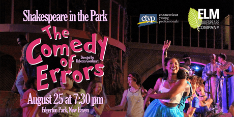Shakespeare in the Park with CTYP tickets