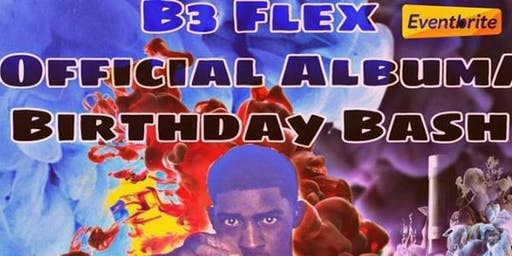 B3 flex birthday bash