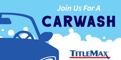 Car Wash at TitleMax Clayton, GA