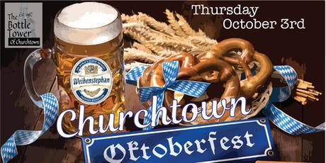 Churchtown Oktoberfest @ The Bottle Tower tickets