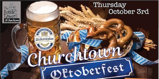 Churchtown Oktoberfest @ The Bottle Tower