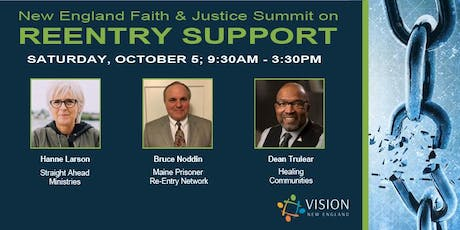 New England Faith & Justice Summit on Reentry Support tickets