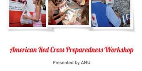 American Red Cross Preparedness Workshop