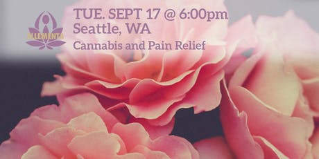 Ellementa Seattle: Cannabis and CBD for Pain Relief tickets
