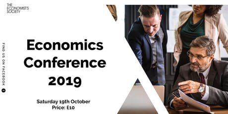UCL Economics Conference tickets