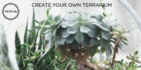 Make your Own Terrarium  Session 1 Toronto October 27, 2019 11:00 am tickets