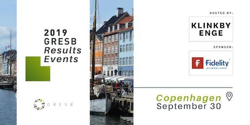 2019 GRESB Results | Copenhagen