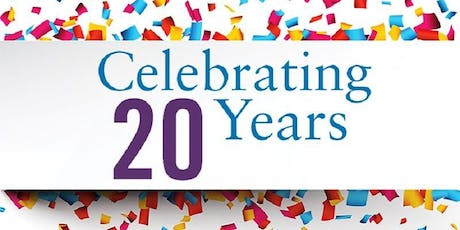 An Evening to Celebrate CHL's 20 Years of Service tickets