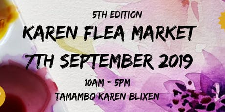 KAREN FLEA MARKET tickets