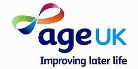 Gloucester Library - Age UK IT help tickets