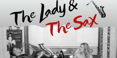 Lady and the Sax tickets