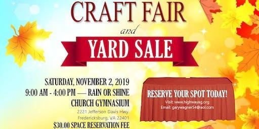 Craft Fair & Yard Sale