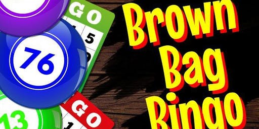 Tupperware Brown Bag Bingo