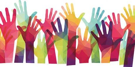 Diversity in Volunteering tickets
