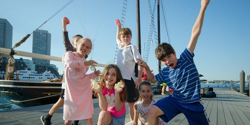 Back to School Sail aboard schooner Roseway