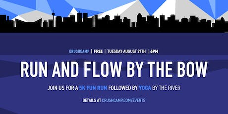 Run and Flow by the Bow tickets