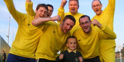 SPACES IN HALIFAX 5 A SIDE LEAGUE