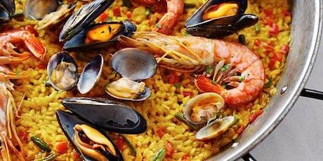 Paella Valenciana Cooking Class tickets