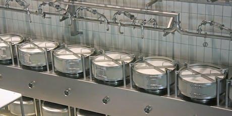 Calidad del vapor en la Industria de Alimentos  entradas