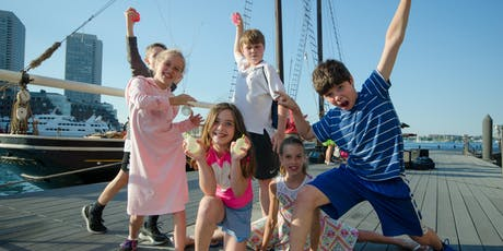 Back to School Sail aboard schooner Roseway tickets