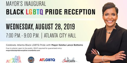 Mayor's Black LGBTQ Pride Reception