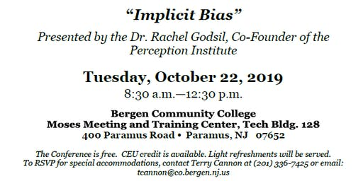 "Human Relations Commission Conference ""Implicit Bias"""