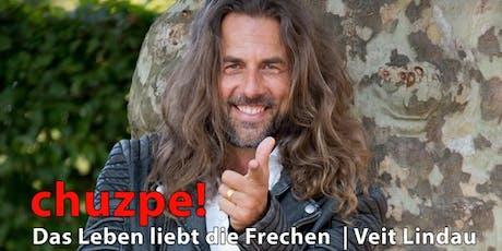 Chuzpe! | Vortrag in Zürich Tickets