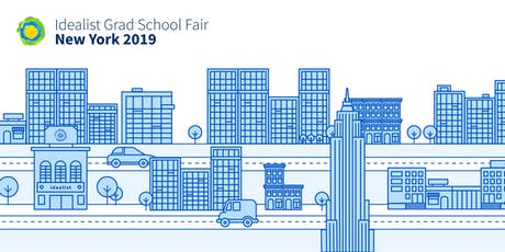 Idealist Grad School Fair: New York 2019 tickets