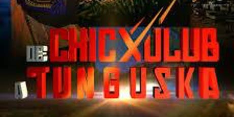De Chicxulub a Tunguska tickets