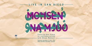 Mohsen Namjoo Live in San Diego (Featuring New Album)