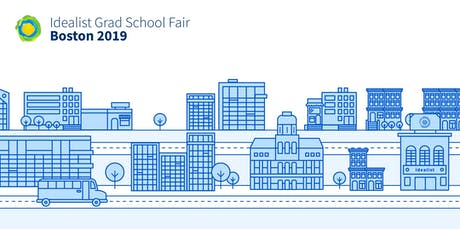 Idealist Grad School Fair: Boston 2019 tickets