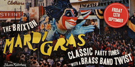Brixton Mardi Gras: Live Brass Bands tickets