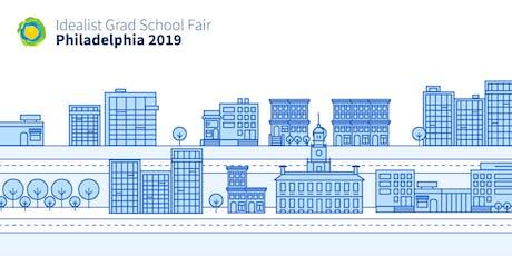 Idealist Grad School Fair: Washington, DC 2019 Tickets, Mon