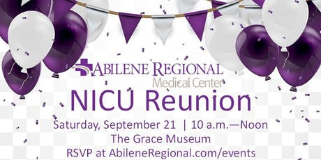 NICU Reunion tickets