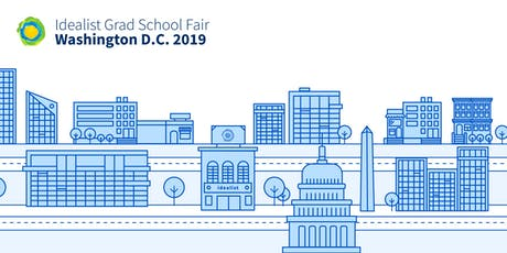 Idealist Grad School Fair: Washington, DC 2019 tickets