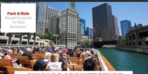 Park & Ride Chicago Architecture River Cruise