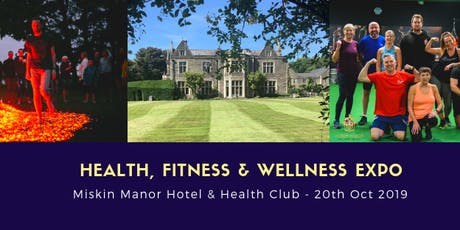 Health, Fitness & Wellness Expo tickets