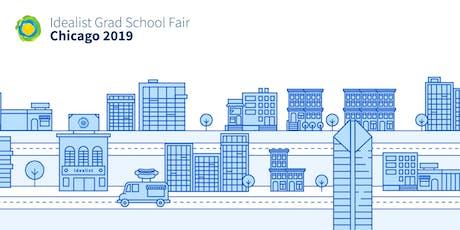Idealist Grad School Fair: Chicago 2019 tickets