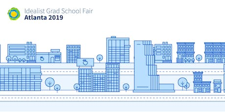 Idealist Grad School Fair: Atlanta 2019 tickets