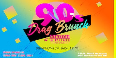 90's Drag Brunch | Early Show