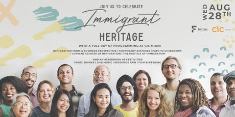 Immigrant Heritage Celebration tickets