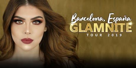 CarlaBeauty Glamnite Makeup Class Barcelona tickets