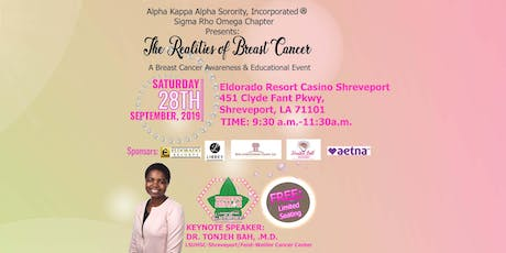 Free Breast Cancer Awareness Event tickets
