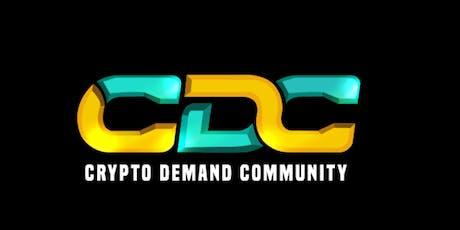 CDC : Private Talk - Crypto101 tickets