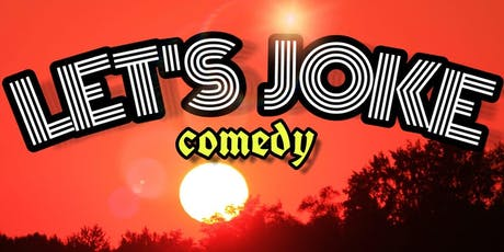 Let's Joke : Comedy Club tickets