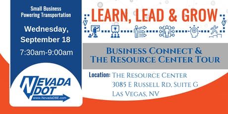 Business Connect & The Resource Center Tour tickets