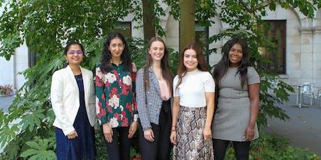 Government Economic Service's Careers Fair for Women in Economics tickets