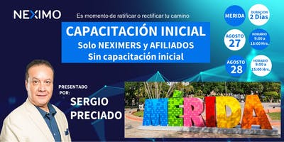 Capacitación inicial Mérida