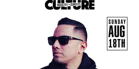CULTURE INDUSTRY HIPHOP SUNDAYS - DJ PLAYBOI SUN AUG 18TH @ AVERY LOUNGE! tickets