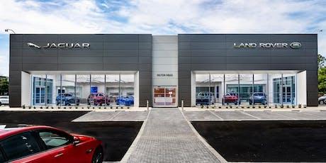 Jaguar Land Rover Hilton Head Re-Grand Opening tickets
